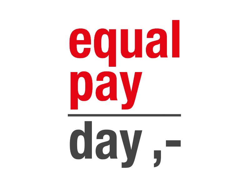 18. März - Equal Pay Day